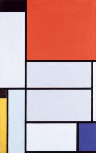 Mondrian Tableau 1