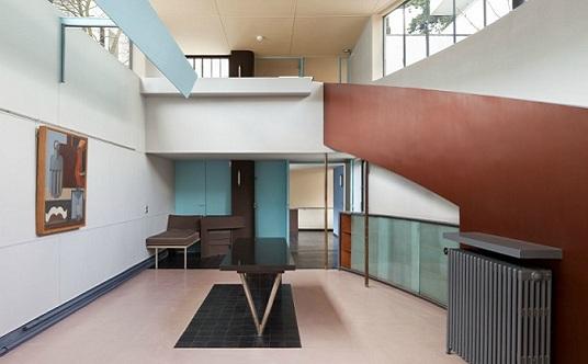 the architectural mechanism of le corbusier architexts association. Black Bedroom Furniture Sets. Home Design Ideas