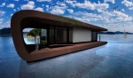 Floating house, Giovanni Lucentini (2013)