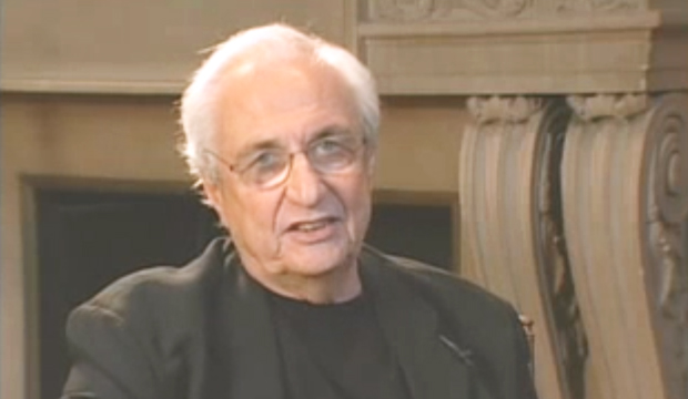 Frank Gehry Be Yourself